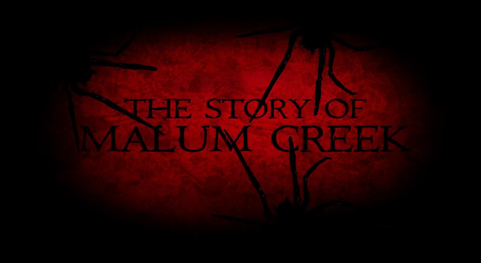 Wattpad Art - The Story of Malum Creek by A-C-Douglas