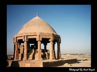 Chowkandi Tomb by StrikerBlade