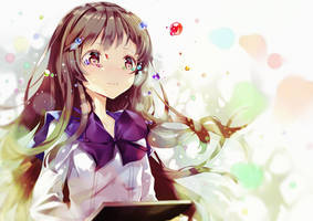 Painter's Tears by hurisuku