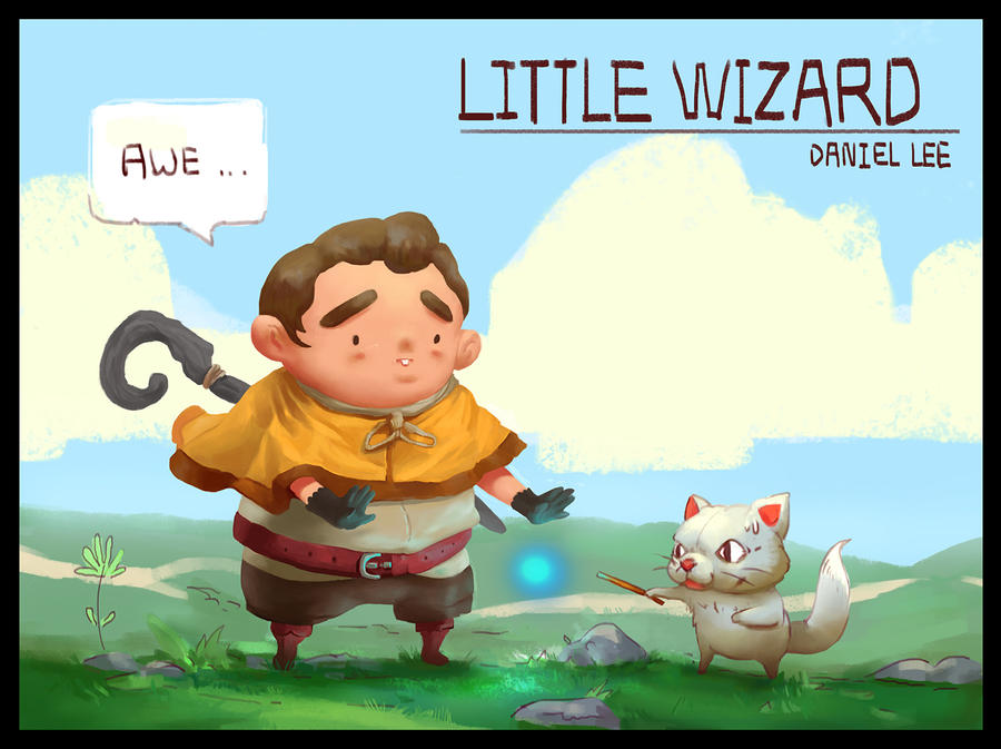 Little Wizard Daniellee For Fun by Danielllee