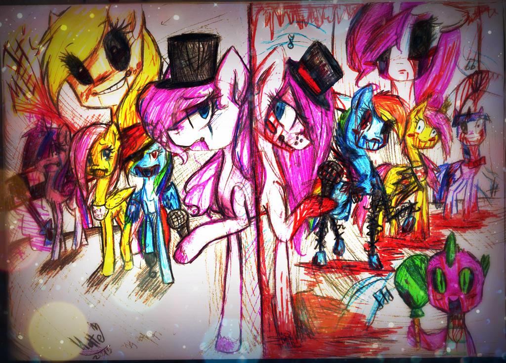free five night at ponies