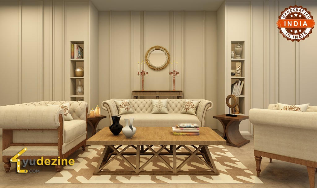 Indian Interior Design By Yudezine