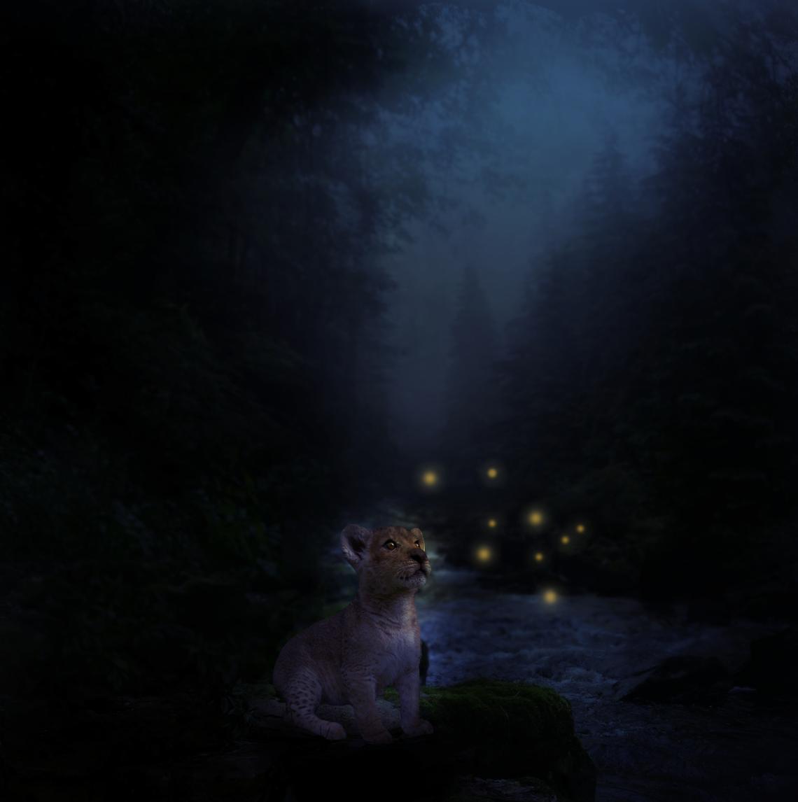 Fireflies by Sheepzi