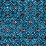 Cinnamon 3D Pixel Pattern