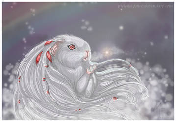 All guinea pigs go to Heaven by Melona-F