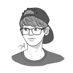 Baek - Anotherdeytodraw by Anotherdeytodraw