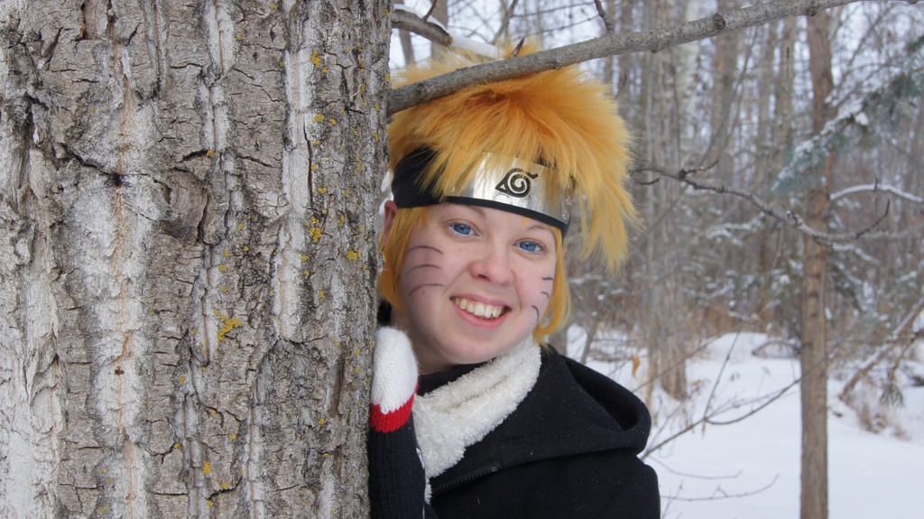 Naruto cosplay by tremor50