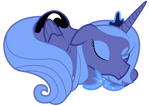 Princess Luna Sleeping