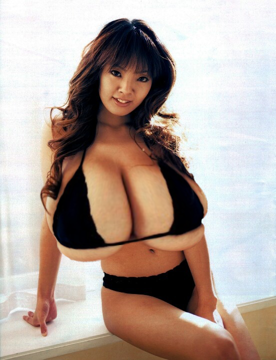 Hitomi Tanaka Breast Expansion by intensememery22 on