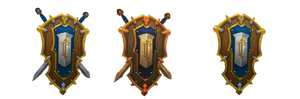 Royal Crest of Lordaeron RECOLOR