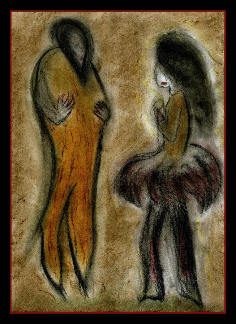Phantom And The Dancer