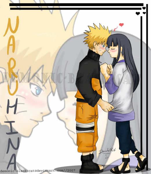 Lihat Wallpaper Naruto Hinata Love Gallery Download Gambar