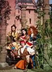 Steampunk Disney Cosplay