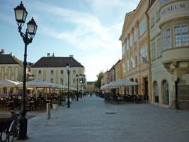 Szechenyi square by glanthor-reviol