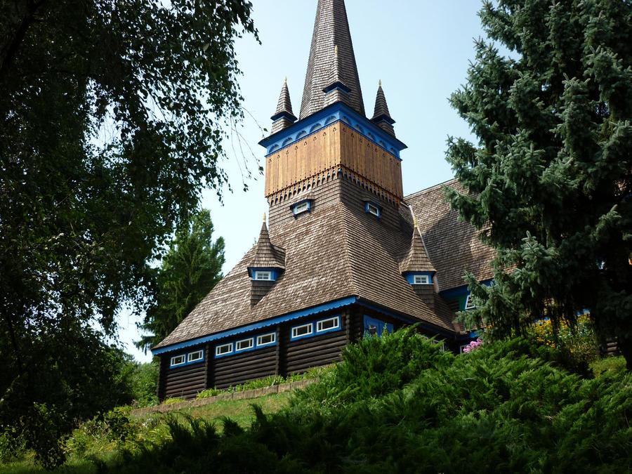 Wooden Church, Miskolc