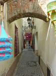 Bahia-alley, Gyor