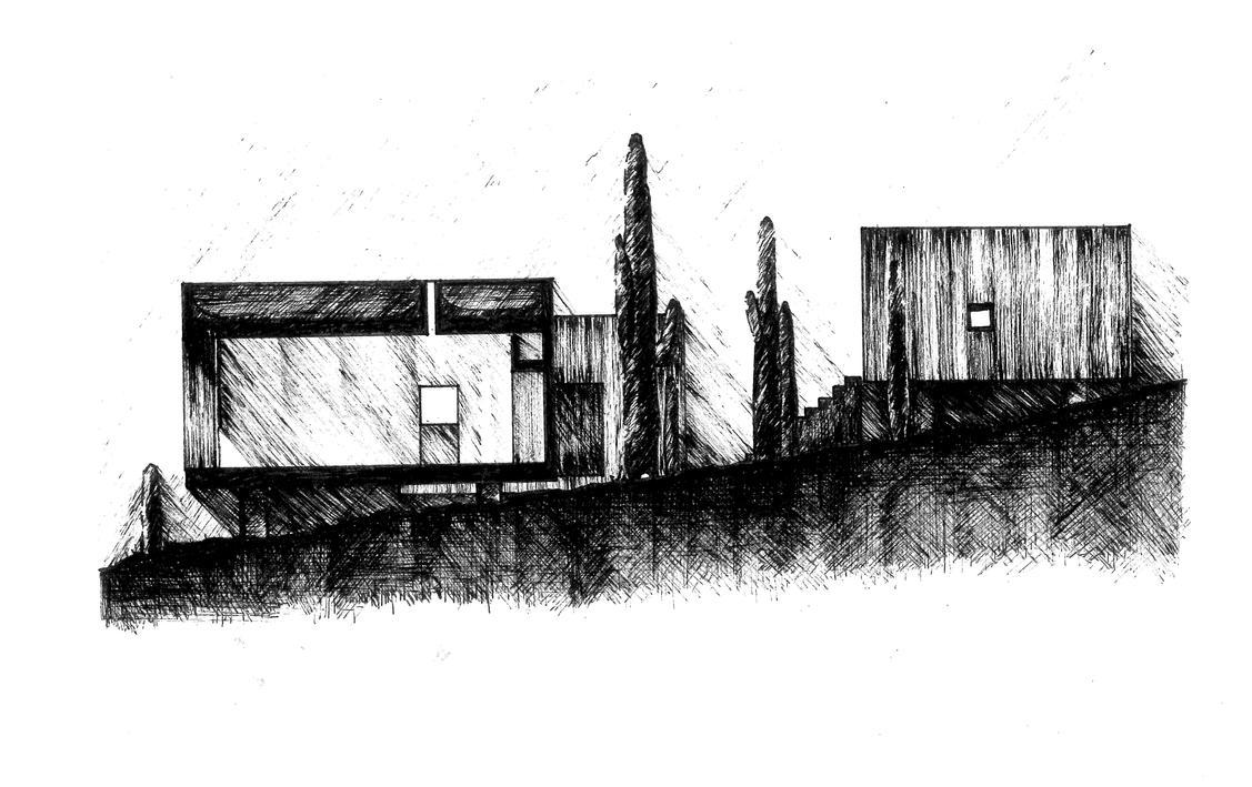Desert Nomad House By Habitualmind On Deviantart
