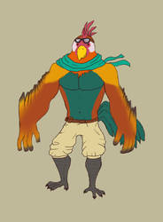 Rooster Pilot