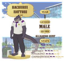 Hachu - UNA App sheet