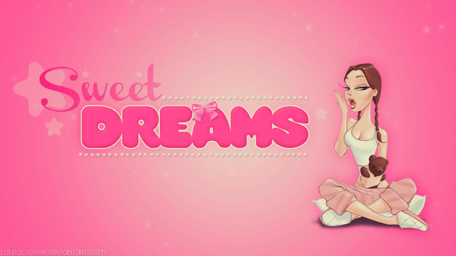 sweet dreams hd wallpapers - photo #37