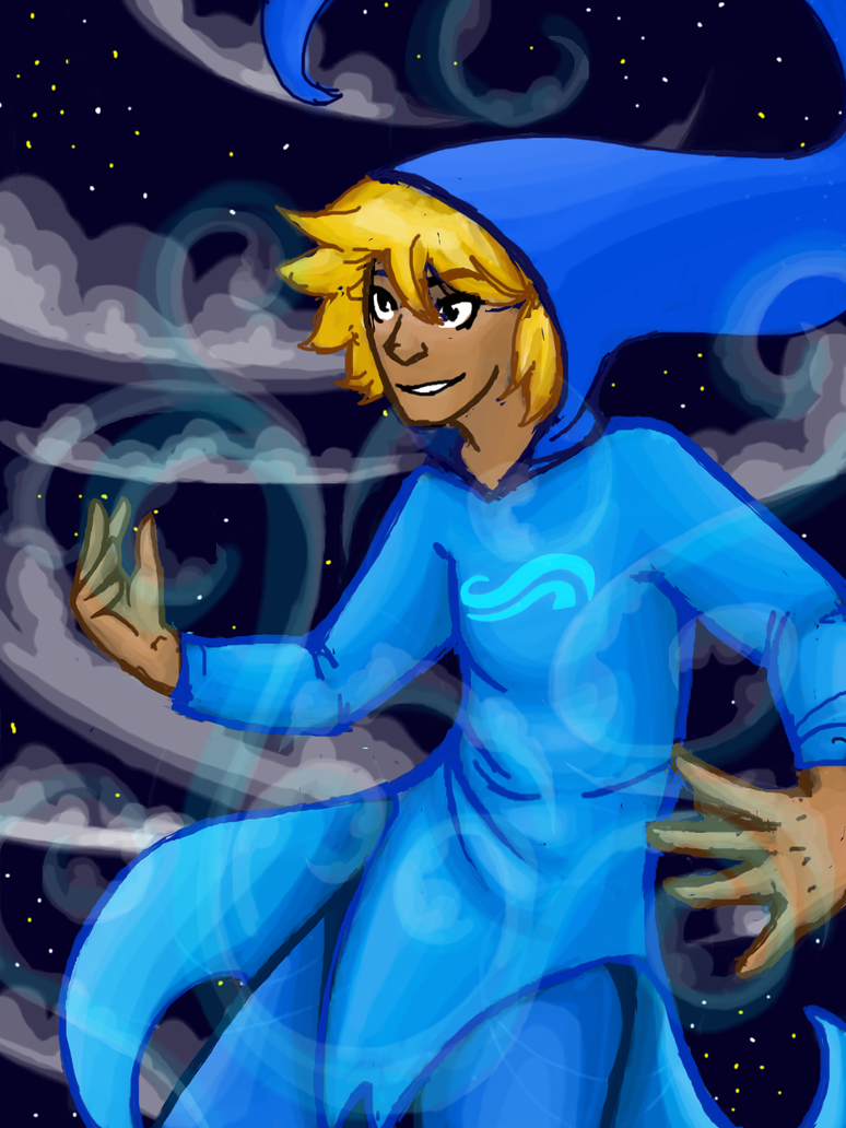 God Tier-jay by vague-whisperings