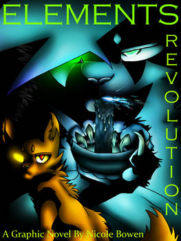ELEMENTS REVOLUTION- Vol. 1 Cover (Updated)