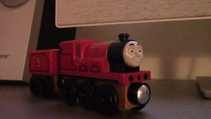 New And Improved Wood James by ThomasPokemon97