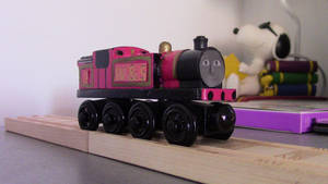 Wooden Railway Lily by ThomasPokemon97