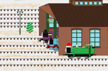 Merry Christmas Liz by ThomasPokemon97