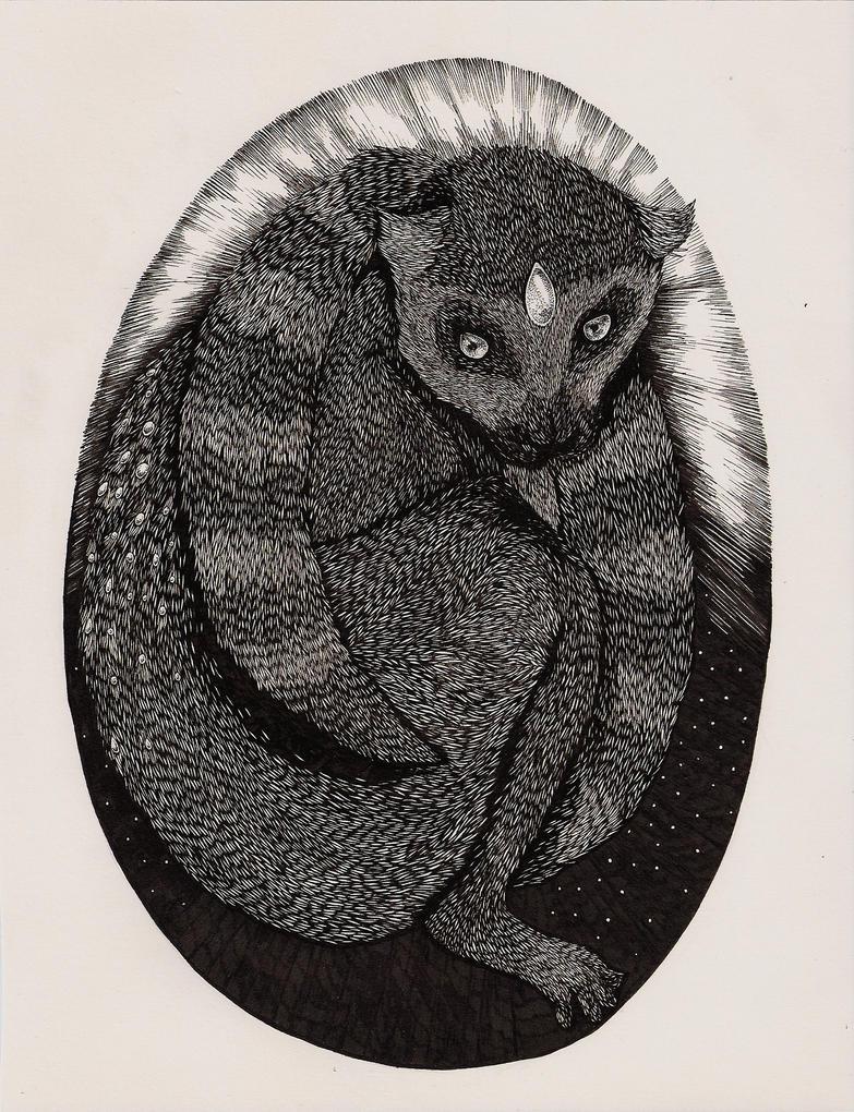 Lemur by xCitizenxErasedx