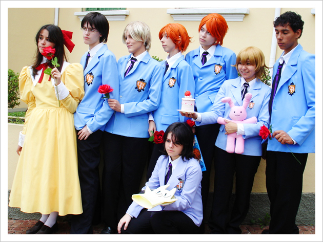 The gallery for --> Ouran Highschool Host Club Haruhi Cosplay Ouran Highschool Host Club Cosplay Haruhi