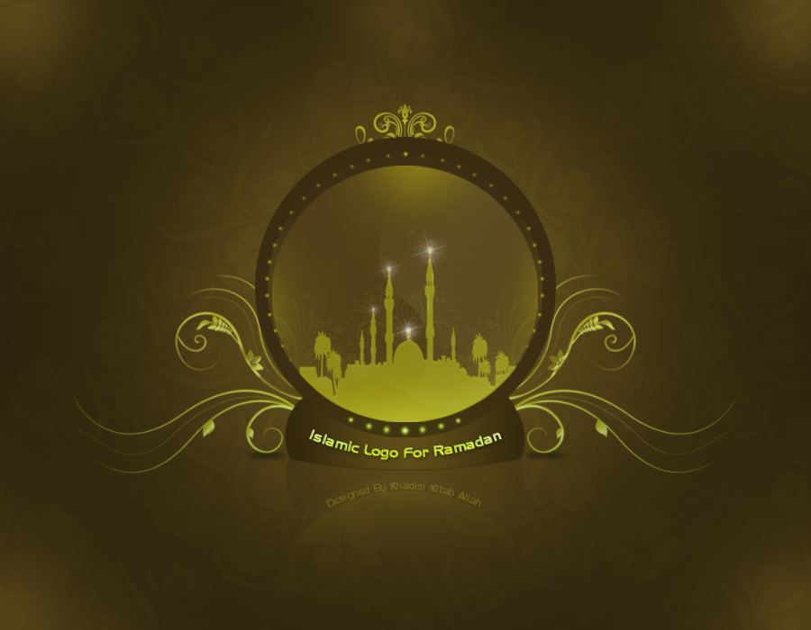 Islamic Logo For Ramadan V3 by idrahou on DeviantArt