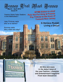 March/April 2013 Cover