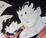 Goku The Loving Father