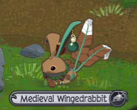 cute little rabbit creature by Moracalle