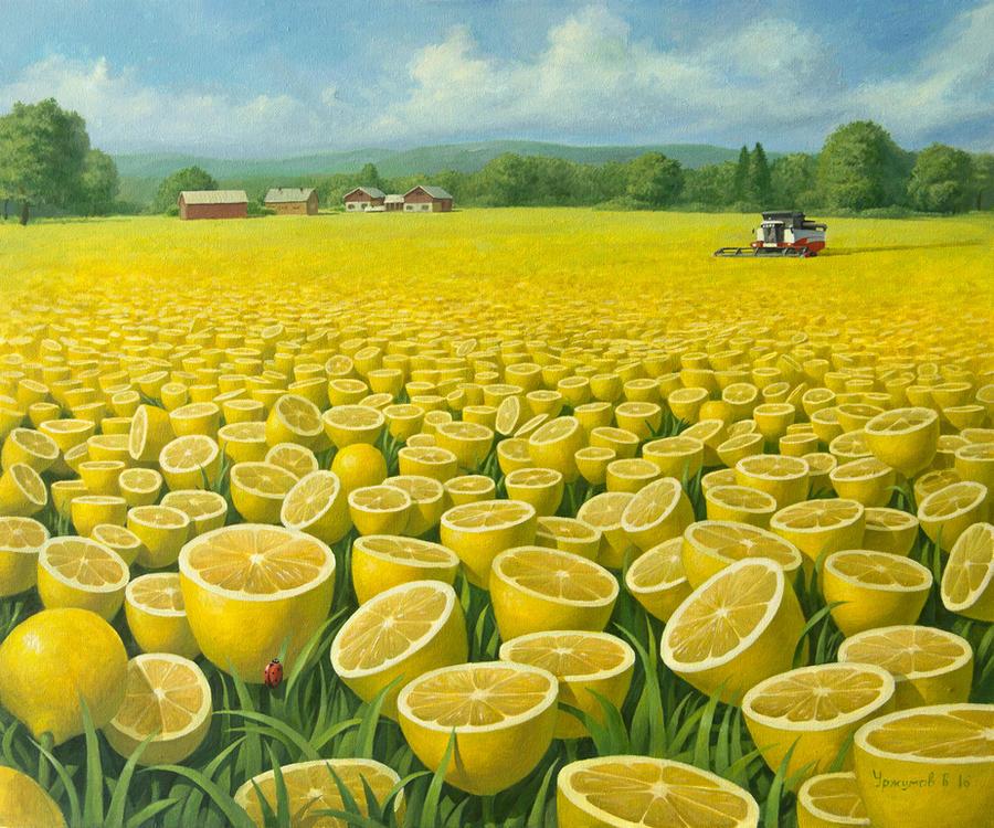 Harvesting II by VitUrzh