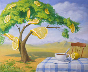 Lemon Tree II by VitUrzh