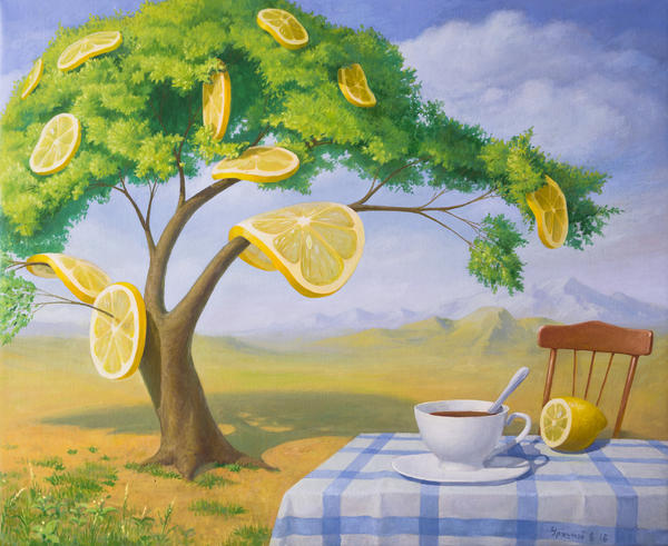 Lemon Tree II by VitUrzh
