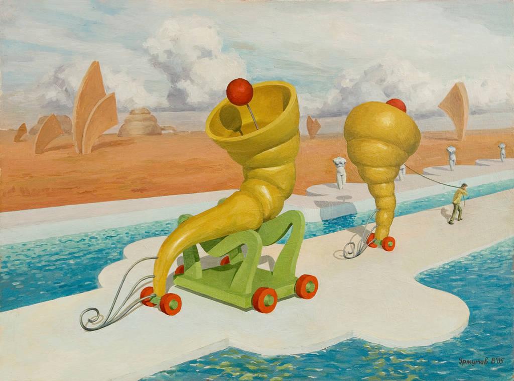Toy philosophy by VitUrzh