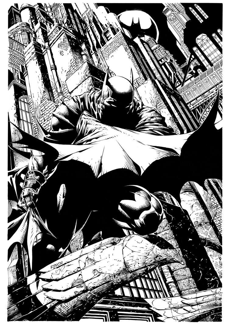 Batman by Sandrotrs