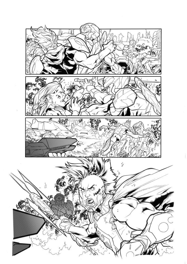 Super Boy Sample by Sandrotrs