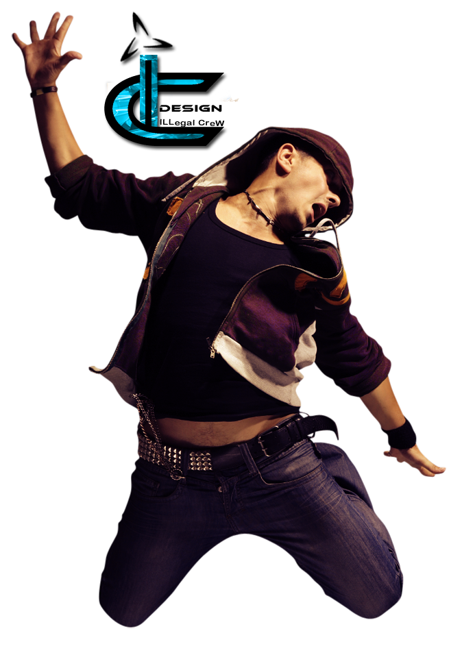 Break Dancer Render by ComyDesigns