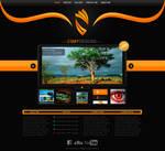 Comy Designs Portfolio Website Design