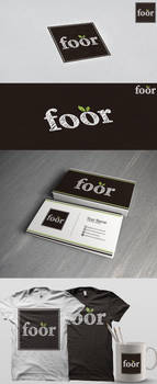 Foor Logotype Design