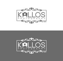KALLOS Photography Logo Design