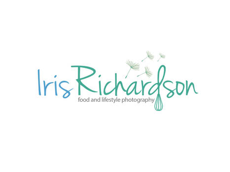 Iris Richardson Phtography Logo Design