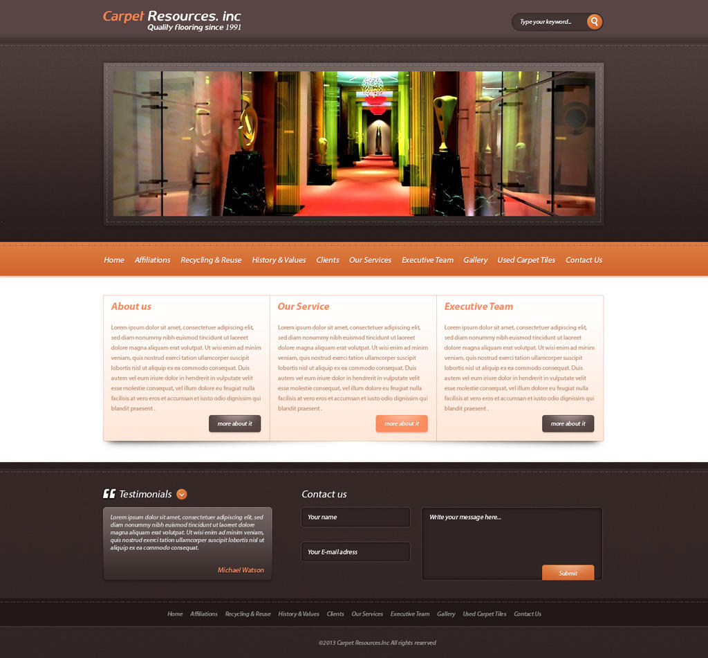 clean website design by comydesigns designs interfaces web interfaces