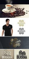 Logo Design for The Buddha Bar by ComyDesigns