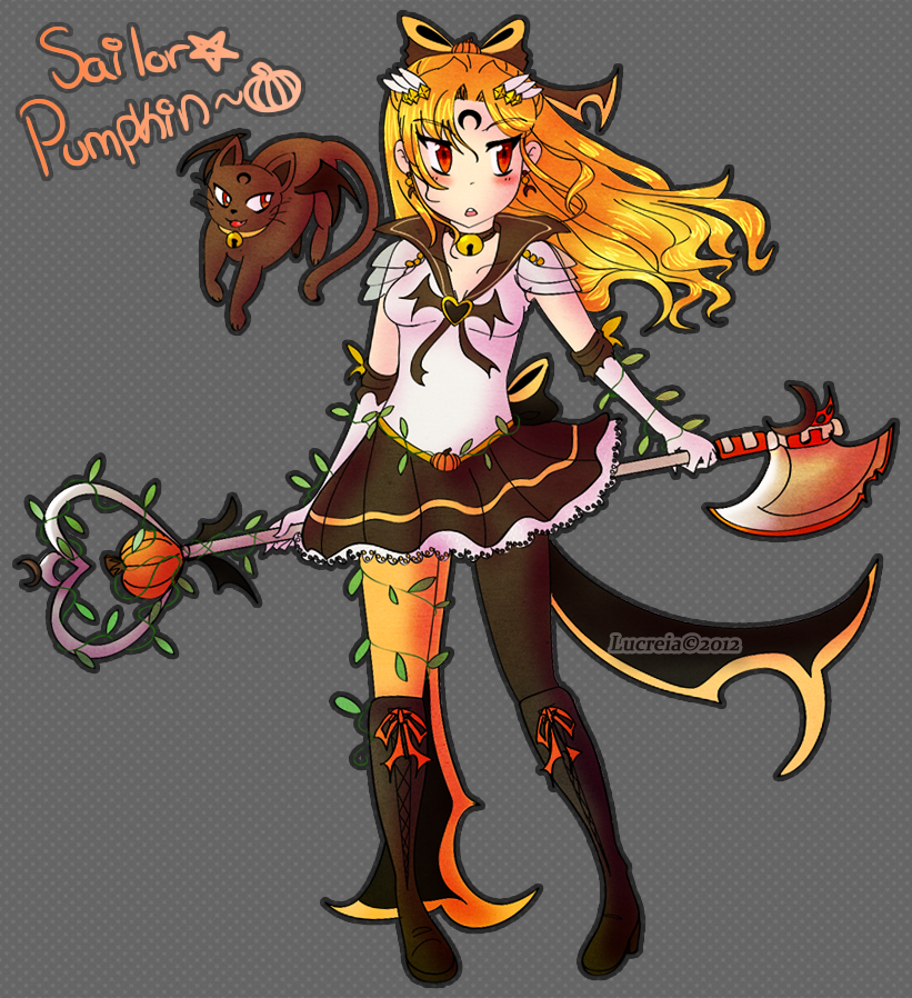 Gaiaonline commission - Sailor Moon OC by Selaphi