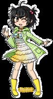 Harvest Moon ANB Char -- Einny ~ Ushi no Tane by Selaphi